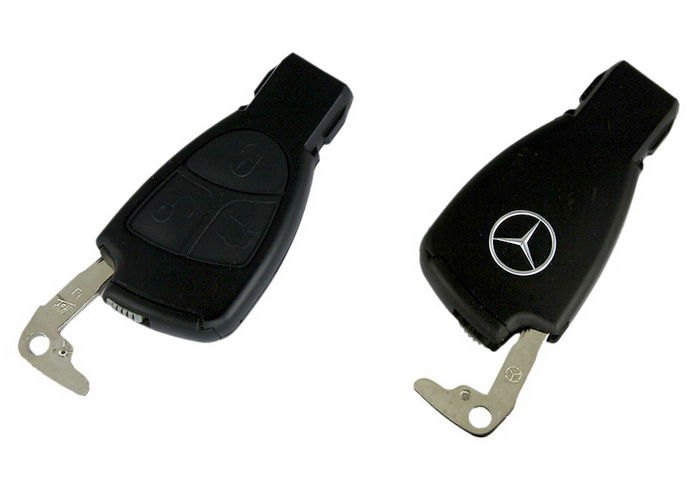 Ключ для Mercedes E-Klass 2002-2009